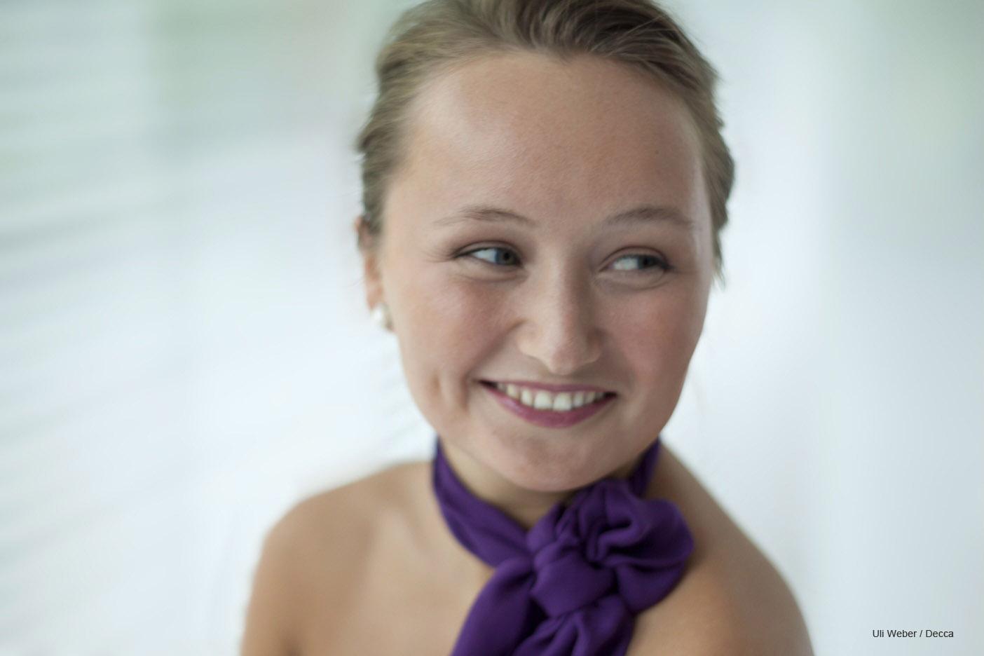 Yulia Lezhneva, La voce strumentale Baroque Music Ensemble