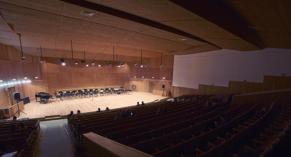 Концертный зал «Оркестрион»