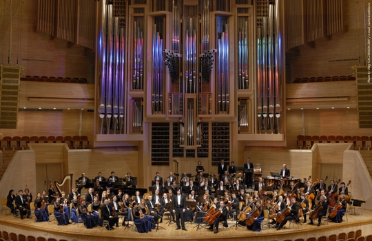 Симфонический оркестр Москвы «Русская филармония»
