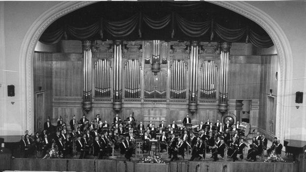 Государственный академический Большой симфонический оркестр имени П.И.Чайковского
