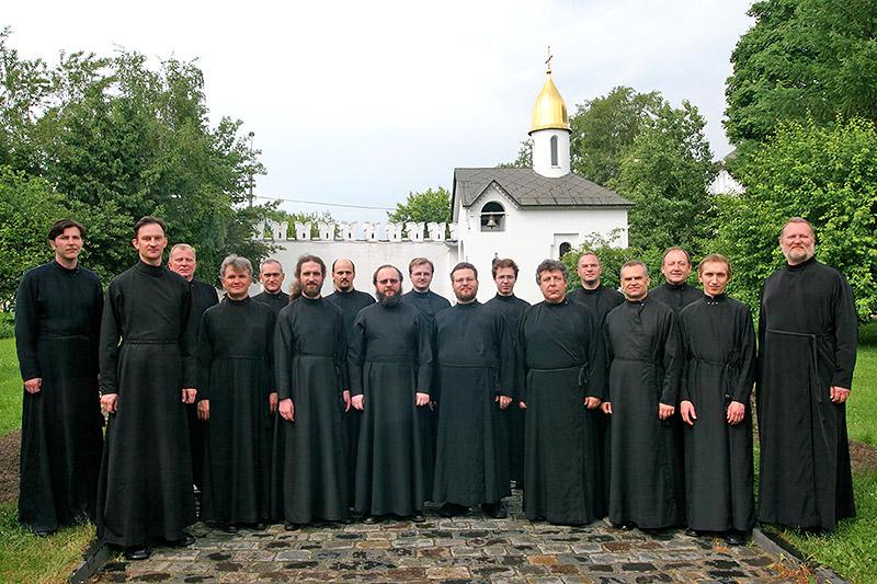 Мужской хор «Древнерусский