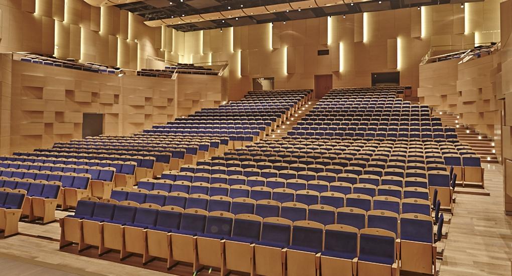 Концертный зал имени С. В.
