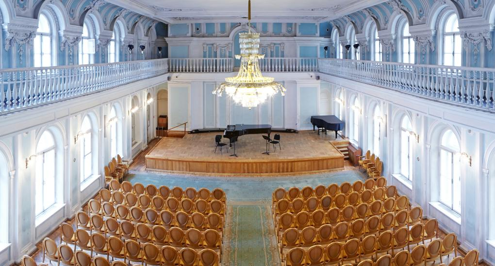 Rachmaninov hall